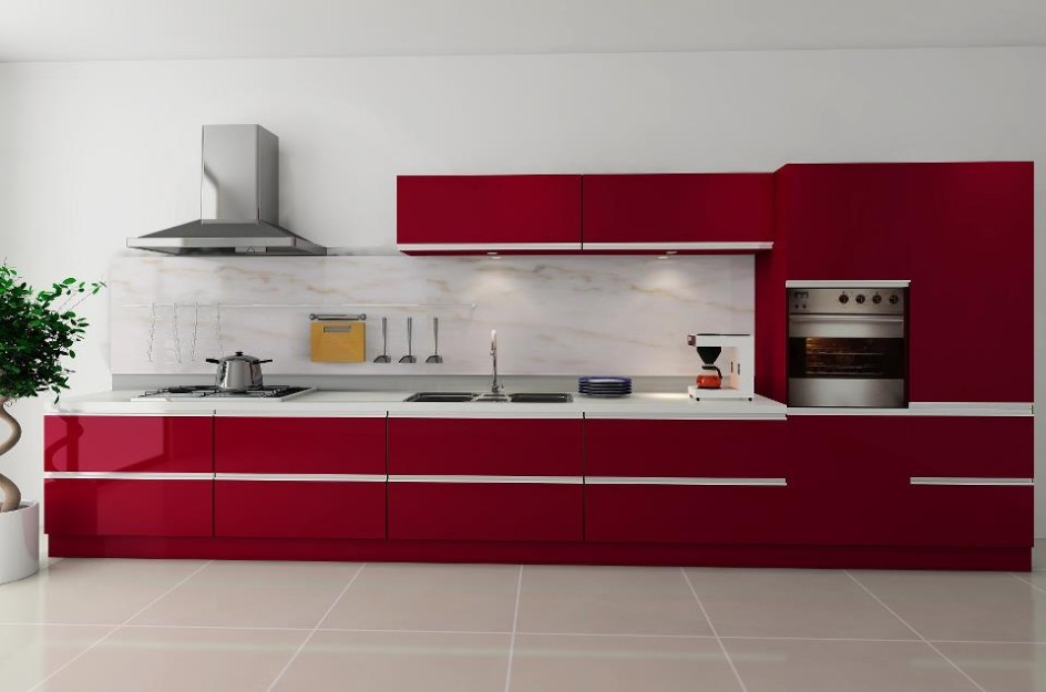 Modular kitchen excelsior furniture for Modular kitchen cupboard